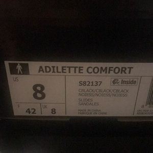 adidas Shoes - Adidas sandals for men size 8